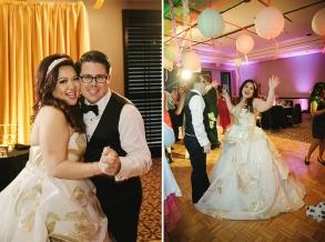 Hotel Valencia Wedding Images